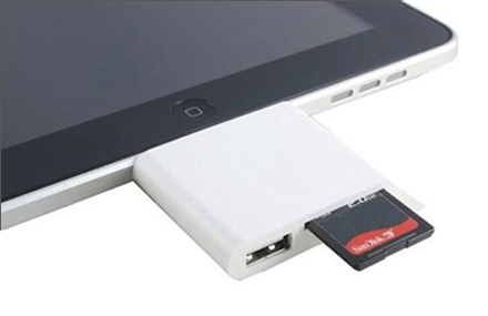 Camera Connection Kit 5 in 1 for ipad