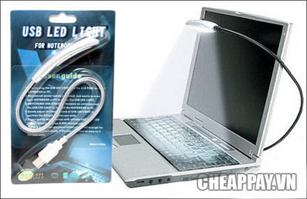 Den led usb cho laptop