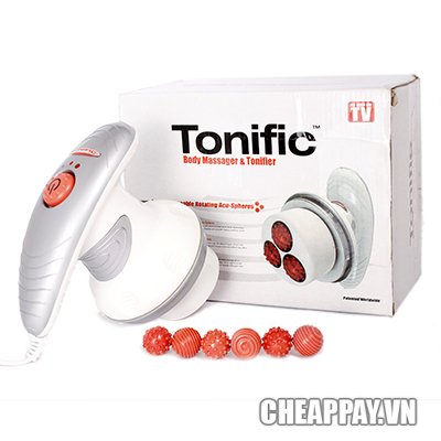 May massage toan than Tonific